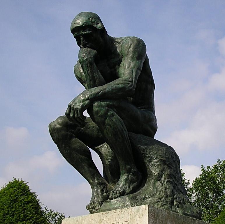Super Auguste Rodin - Hellepoort en Denker @AC05