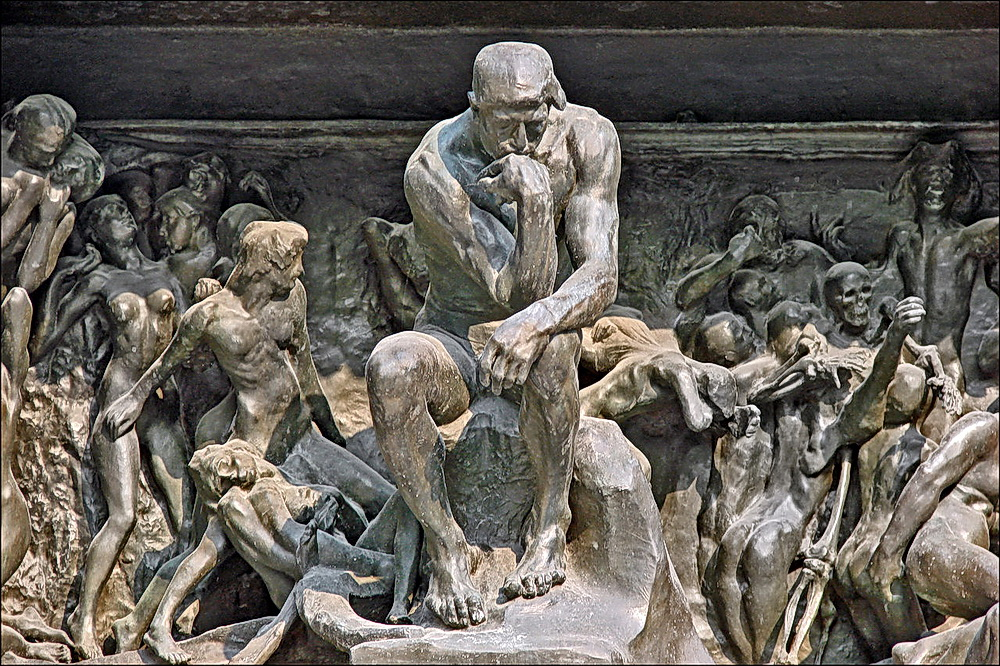 A biography of auguste rodin a sculptor